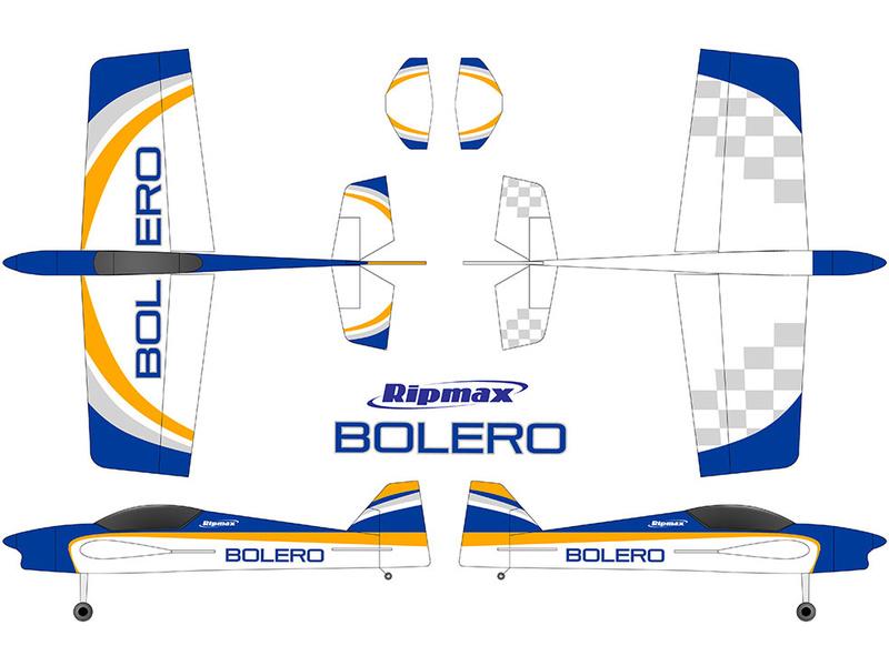 Bolero .46 EP/GP 1.5m ARF