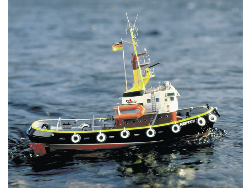 Krick Neptun Harbor Tug (Kit)