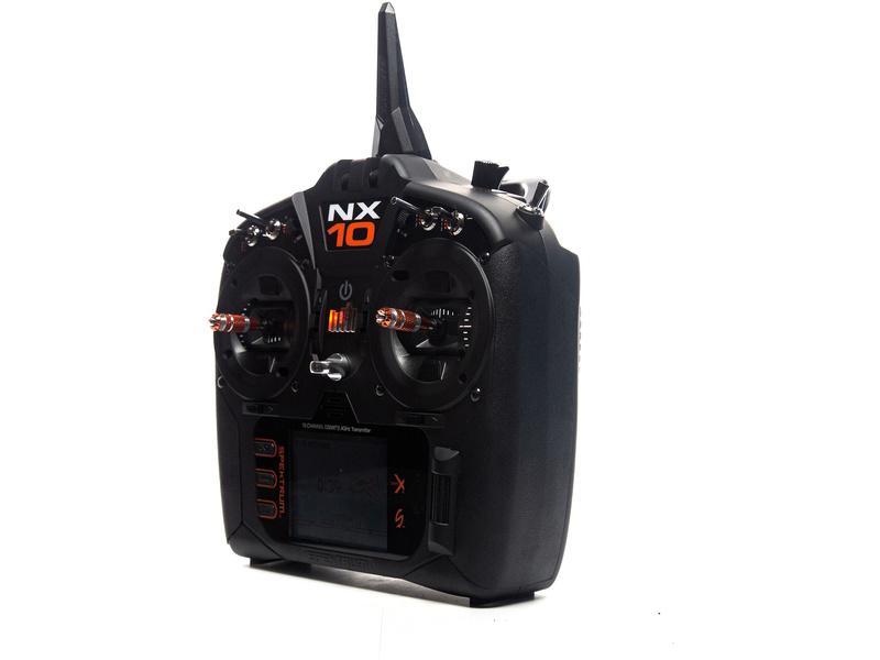 Spektrum NX10 DSMX pouze vysílač