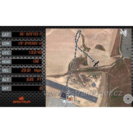 Spektrum telemetria Air - GPS senzor
