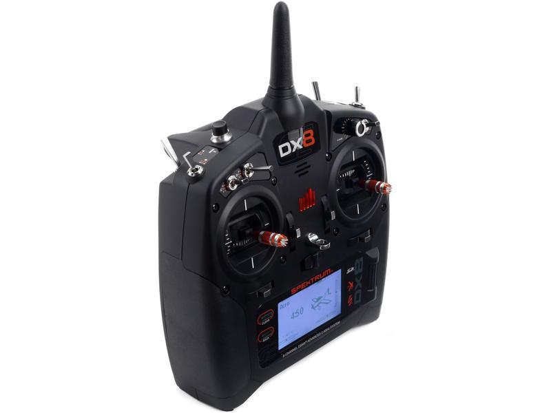 Spektrum DX8 G2 DSMX pouze vysílač