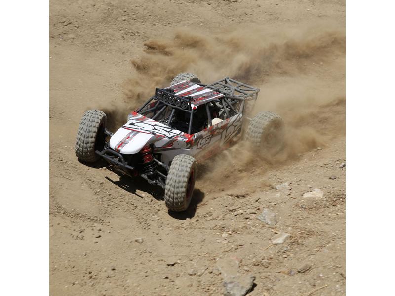 1 1:5 4wd Desert Buggy XL Losi LOS254007 Front Hinge Pin Brace,