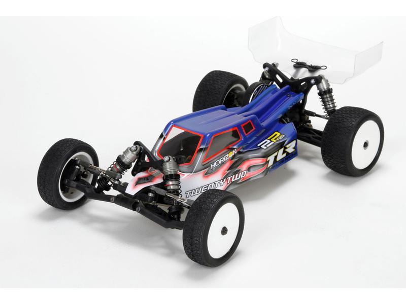 TLR2954 Team Losi Racing Drive Ring Set TLR 22 2