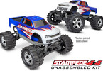 RC model auta Traxxas Stampede 1:10 4WD TQ Kit