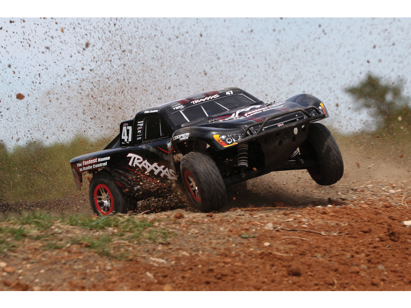 1:10 Traxxas Slash VXL 4WD TQi RTR (Fox)