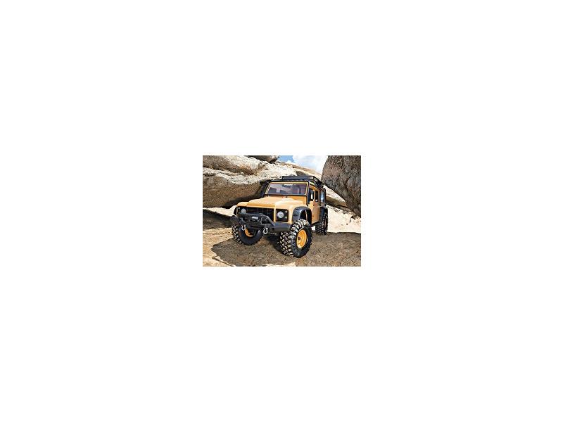 1:10 Traxxas TRX-4 Land Rover Defender TQi RTR Trophy