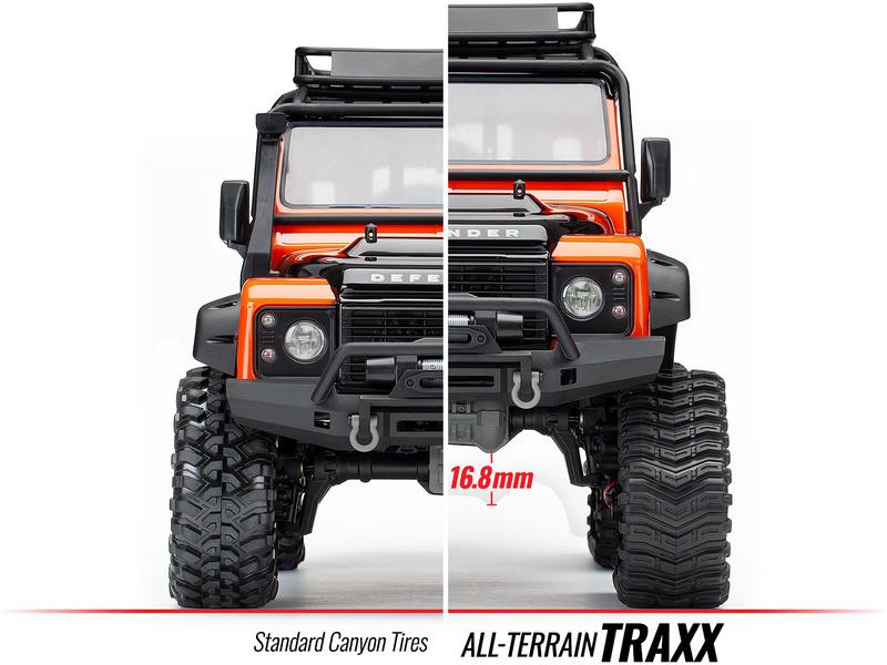 Traxxas pásový podvozek Traxx
