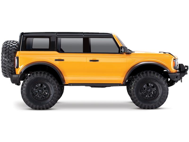 1:10 Traxxas TRX-4 Ford Bronco 2021 TQi RTR (Orange)