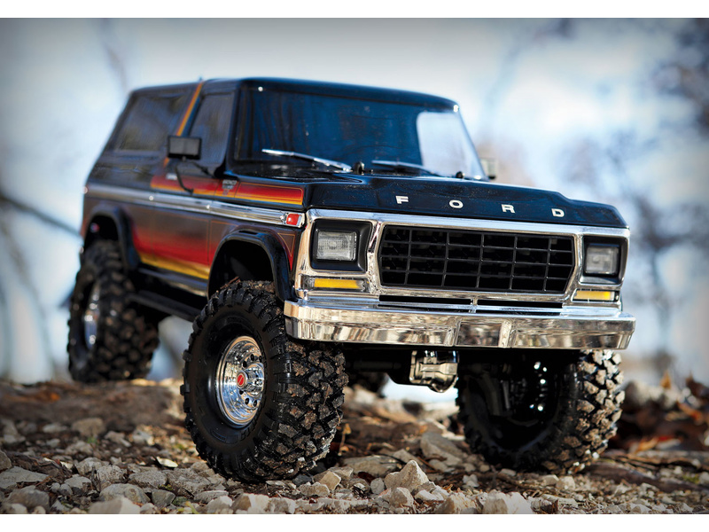 traxxas trx 4 ford bronco 1 10 tqi rtr tra82046 4 astra. Black Bedroom Furniture Sets. Home Design Ideas