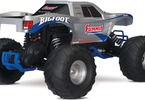 RC model auta Traxxas Big Foot: Varianta Summit - zadní pohled