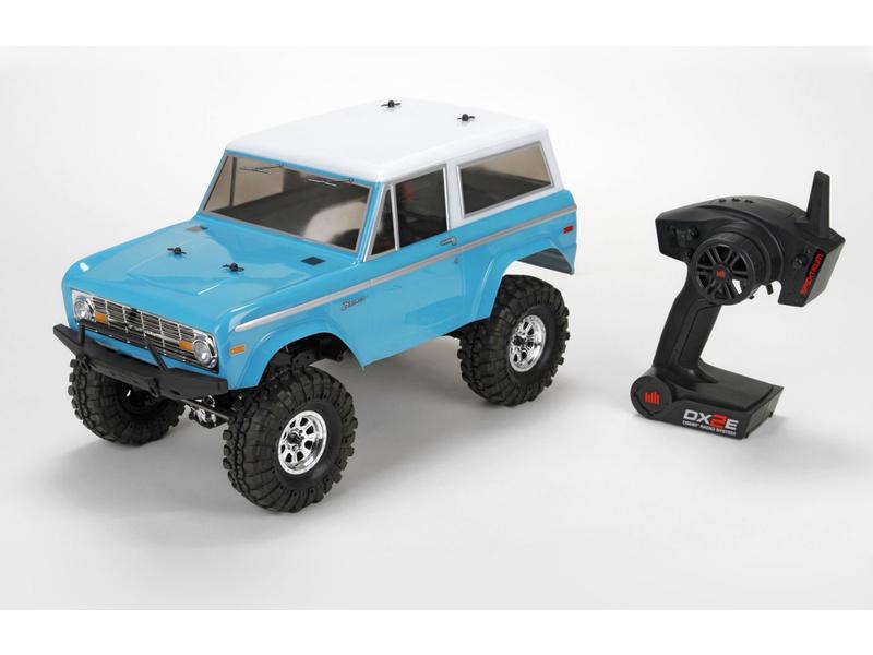 Vaterra Ford Bronco 1972 1:10 4WD Ascender RTR