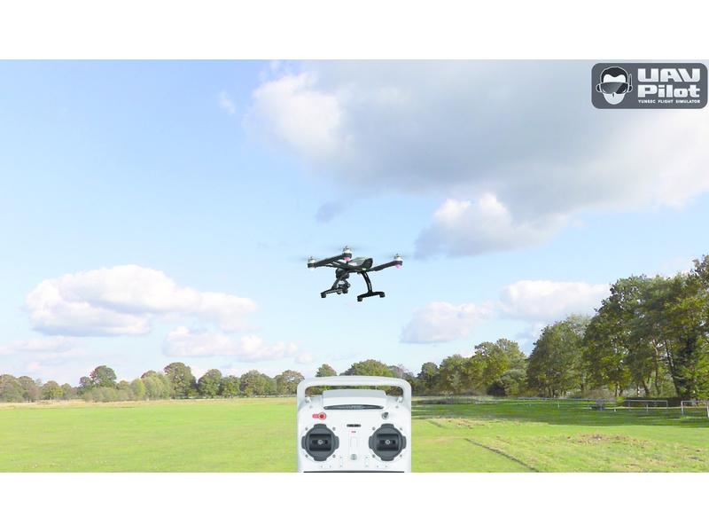 Yuneec UAV Pilot HW klíč simulátoru
