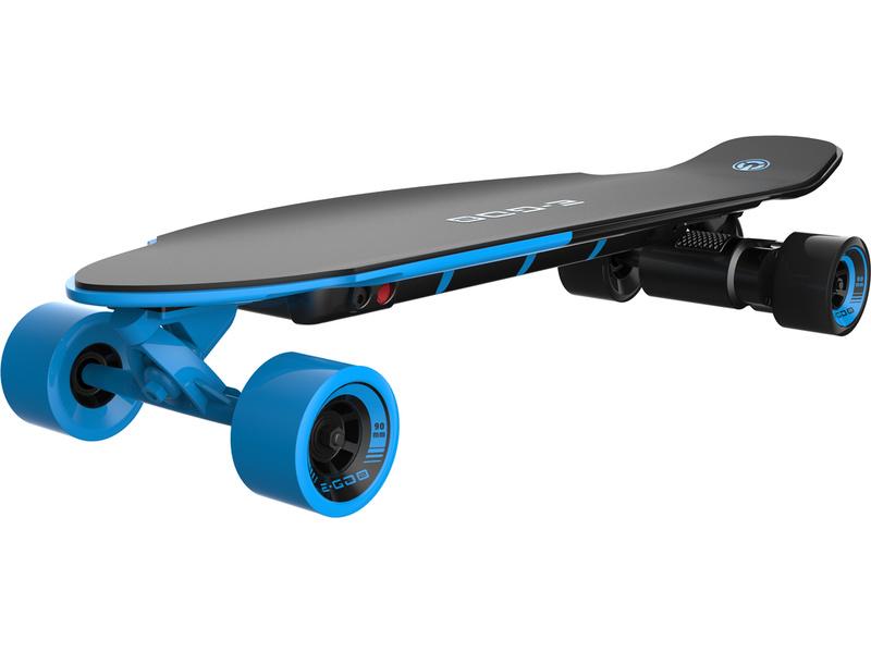 elektrický longboard