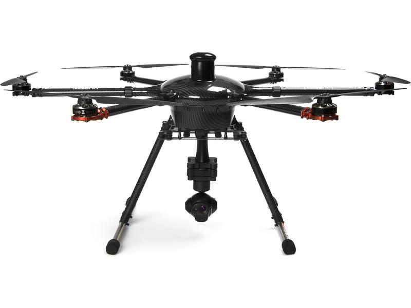 Yuneec H920 Plus - adaptér kamery CGO ET / CGO3+