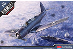 Academy Vought SB2U-3 Battle of Midway (1:48)