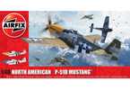 Airfix North American P-51D Mustang Filletless Tails (1:48)