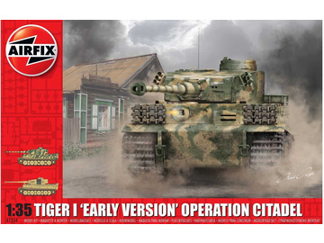 Airfix Tiger-1 Early Version Operation Citadel (1:35) / AF-A1354