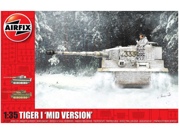 Airfix Tiger-1 Mid Version (1:35) / AF-A1359