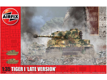 Airfix Tiger-1 Late Version (1:35) / AF-A1364