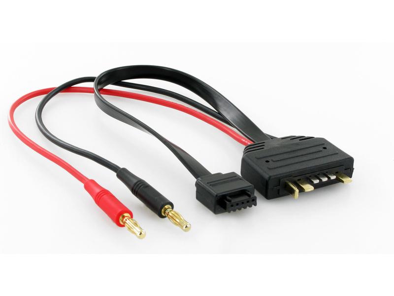 Nabíjecí kabel s banánky pro LiPo H520 / Typhoon H Plus