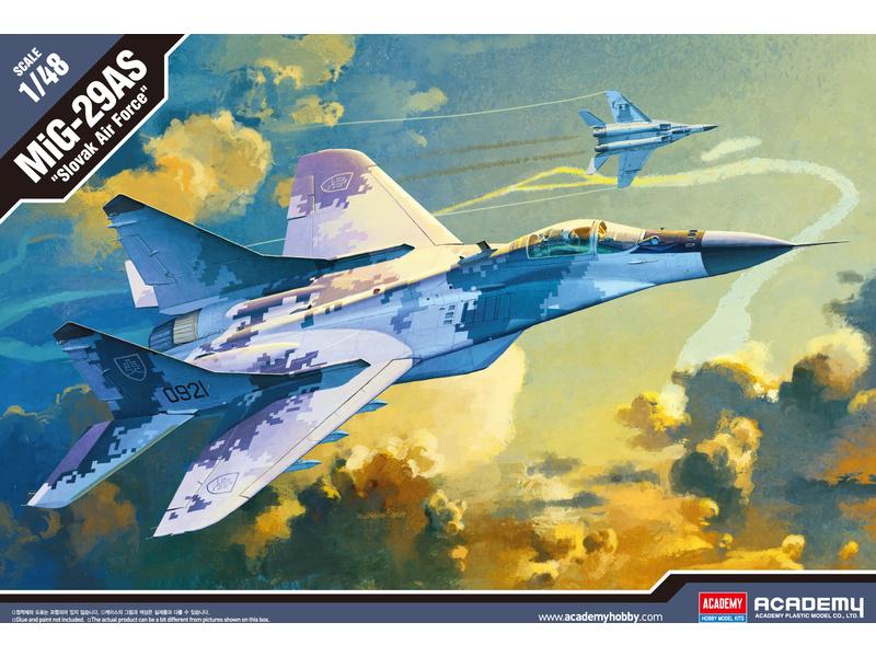 Academy MiG-29AS (1:48)