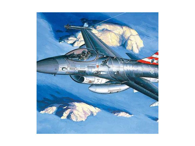 Academy Lockheed F-16A/C (1:48)