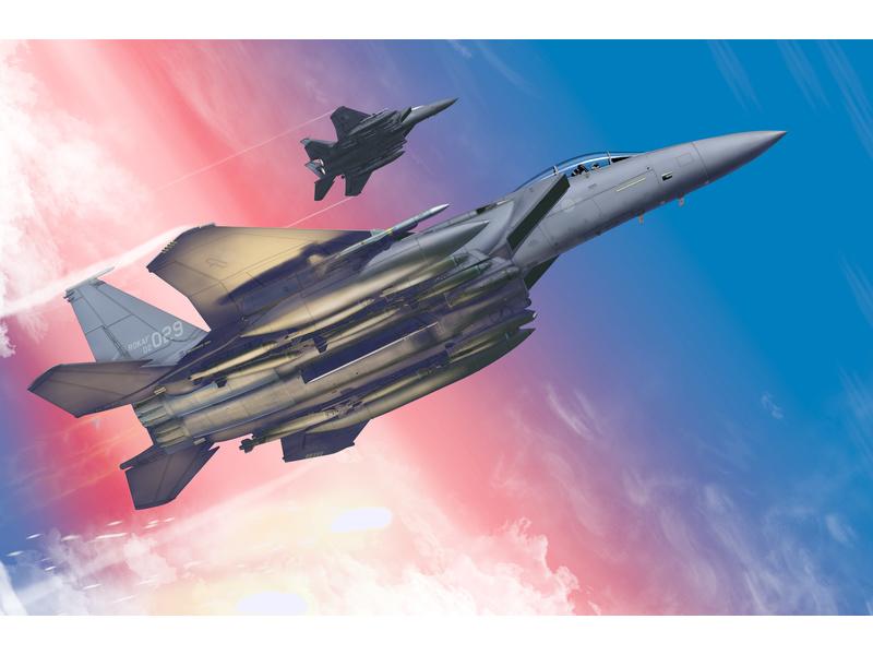 Academy McDonnell F-15K ROKAF Slam Eagle MCP (1:72)