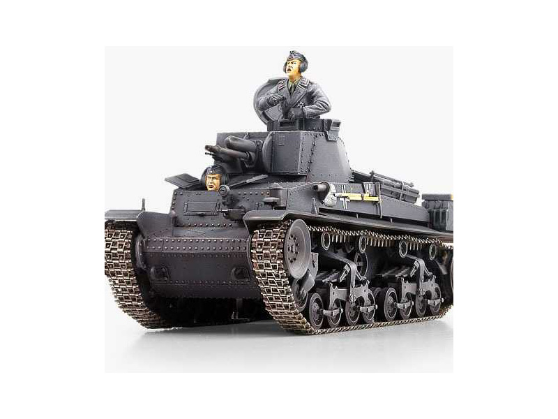 Academy 35(t) German Army (1:35)