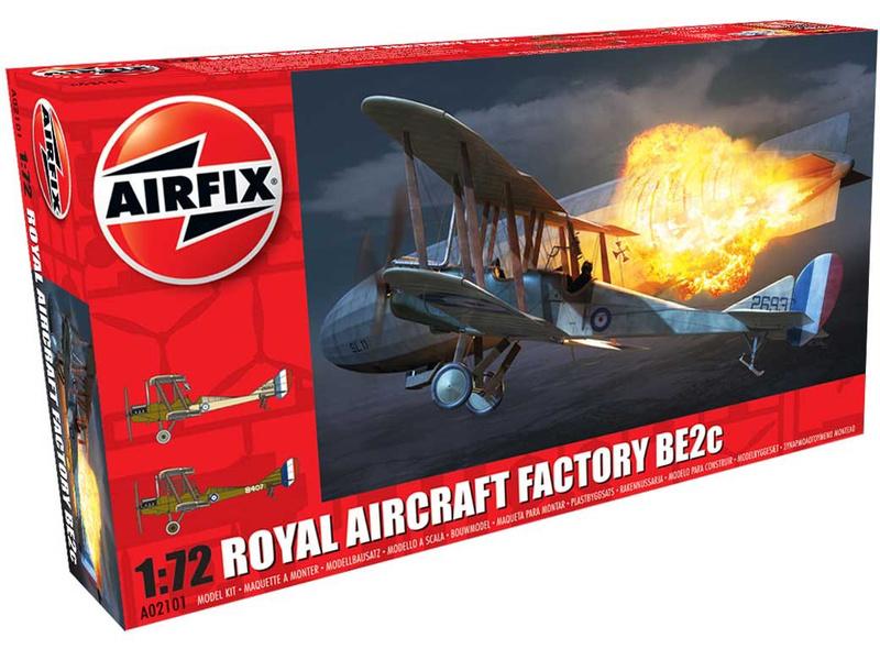 Airfix Royal Aircraft Facility BE2C (1:72)