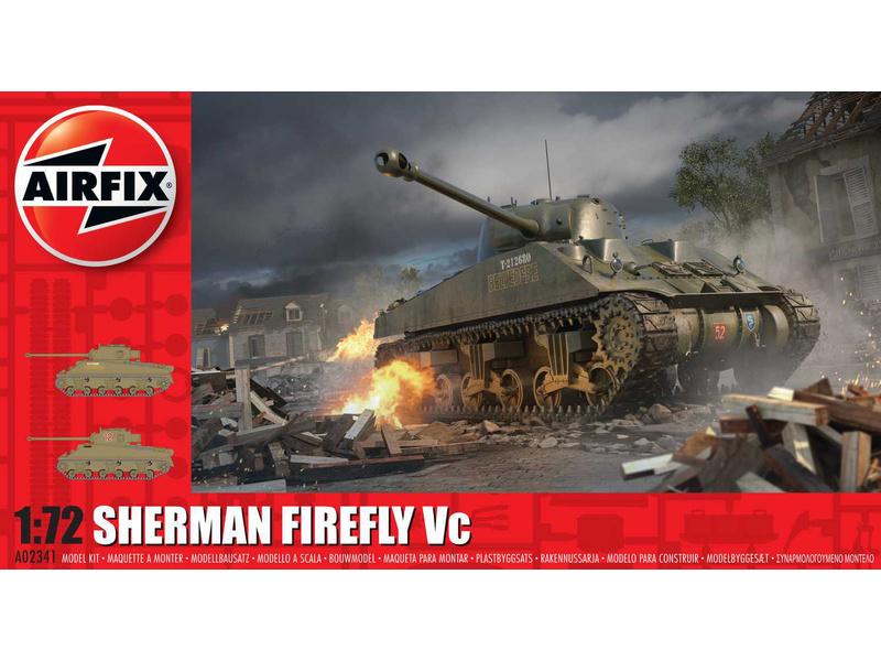 Airfix Sherman Firefly (1:72)