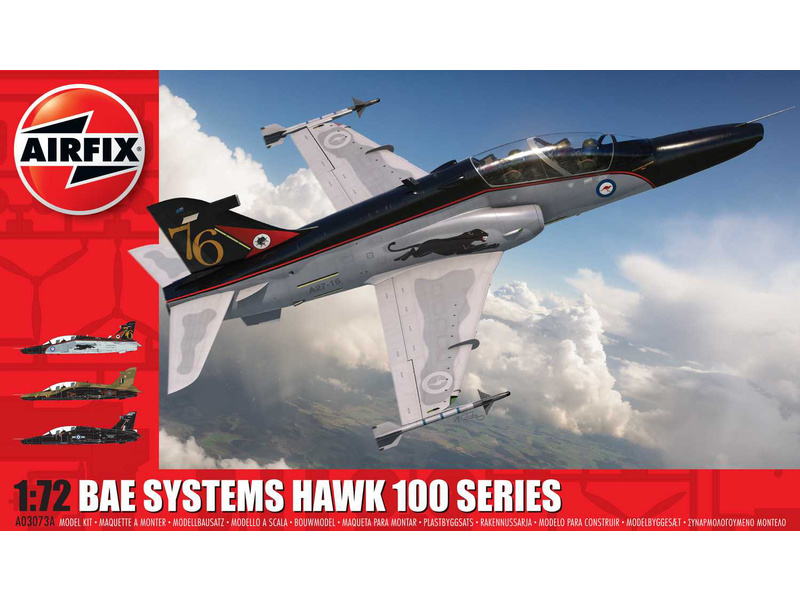 Airfix BAE Hawk 100 Series (1:72)