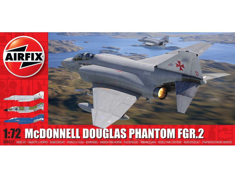 Airfix McDonnell Douglas FGR2 Phantom (1:72)