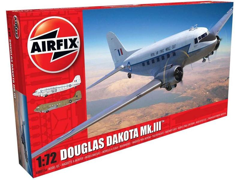 Airfix Douglas Dakota Mk.III (1:72)