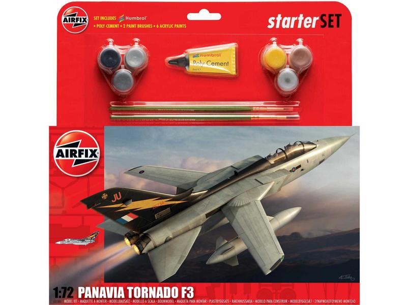 Airfix Panavia Tornado F3 (1:72) (set)