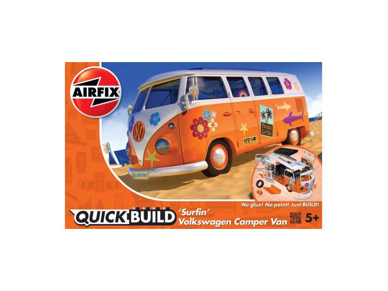 Airfix Quick Build Volkswagen Camper Surfin