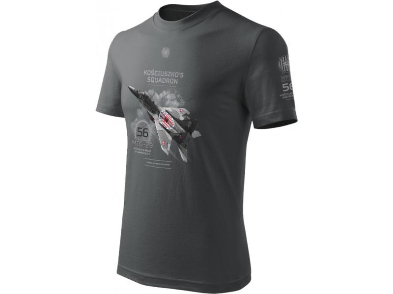 Antonio pánské tričko MIG-29 Kosciuszko #56 L