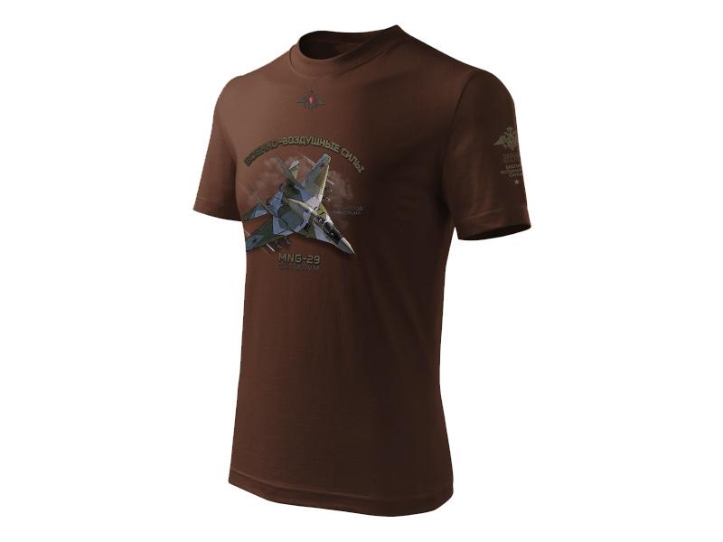 Antonio pánské tričko MIG-29 RUS L