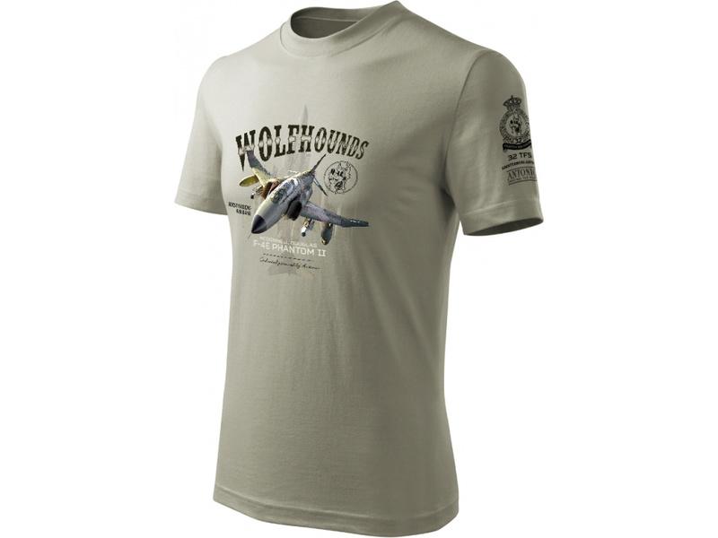 Antonio pánské tričko F-4E Phantom II M