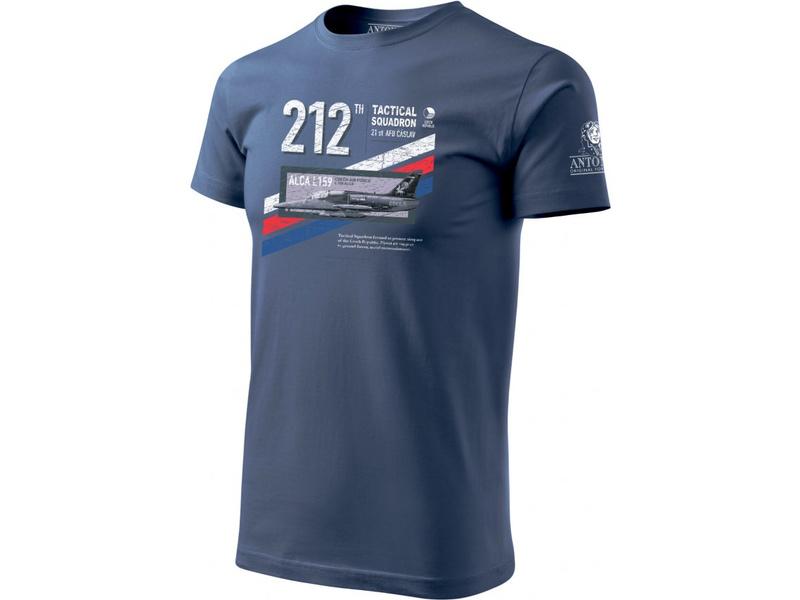 Antonio pánské tričko Aero L-159 Alca Tricolor M