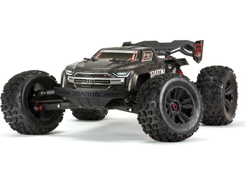 Arrma Kraton 1:8 4WD EXtreme Bash Roller
