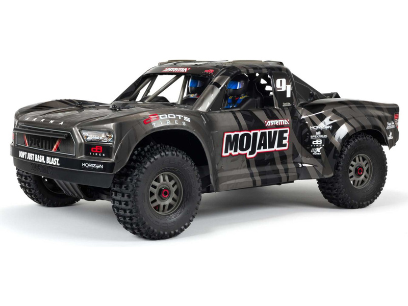 Arrma Mojave 1:7 4WD EXtreme Bash Roller