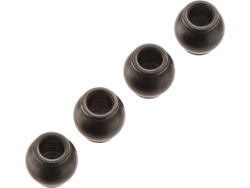 Arrma kulička kulového čepu 3x6.8x6.3mm (4)