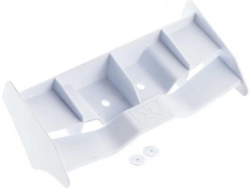 Arrma křídlo zadní 204mm bílé