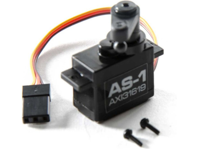 Axial servo AS-1 micro: SCX24