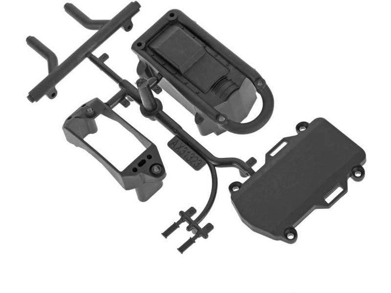 Axial krabička elektroniky