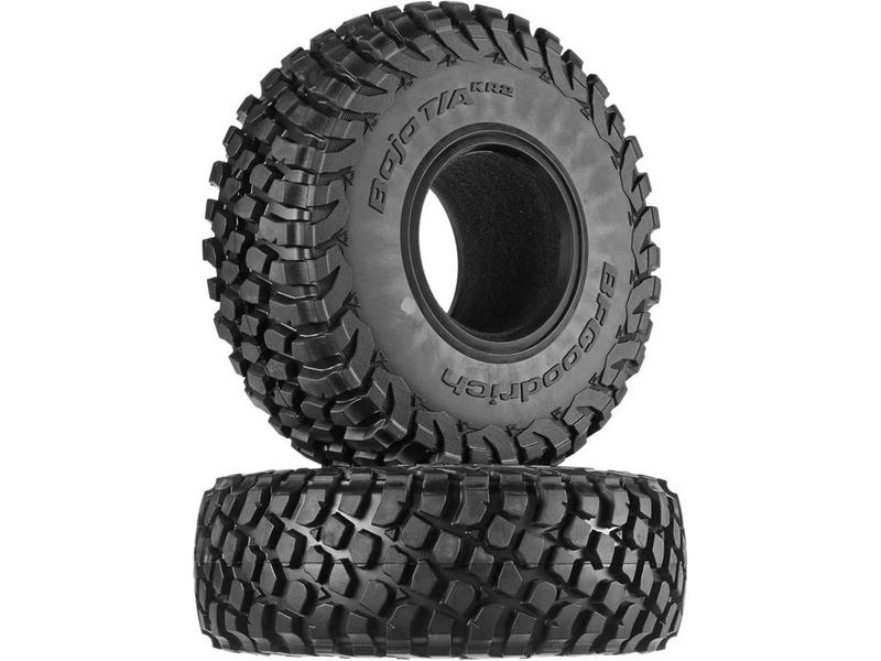 "Axial pneu 2.2"" BFGoodrich Baja T/A KR2 R35 (2)"