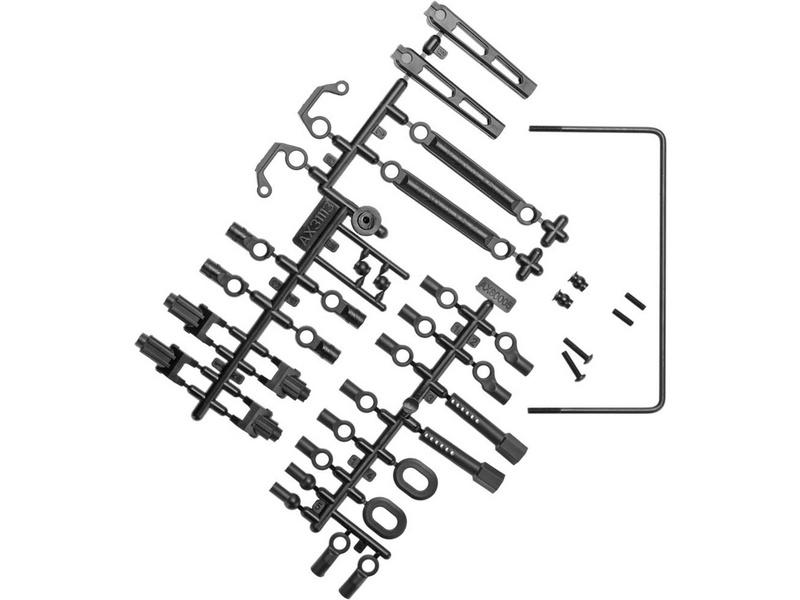 Axial stabilizátor zadní, měkký: RR10