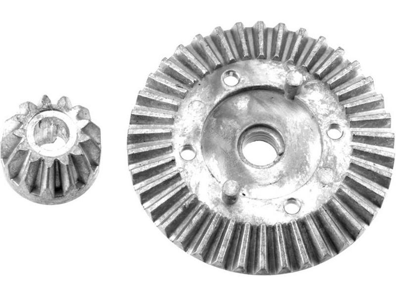 Axial ozubená kola náhonu diferenciálu 13T/38T