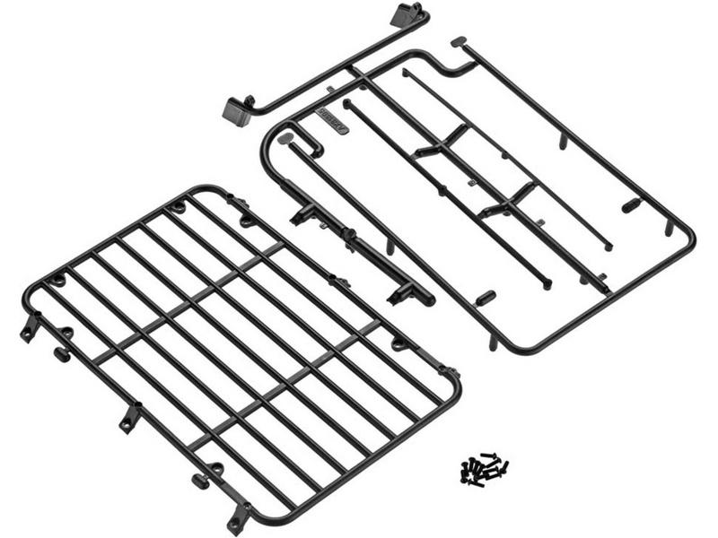 Axial střešní nosič: JCROffroad