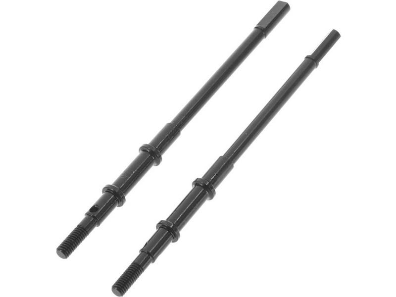 Axial hřídel přímá 5x106mm (2)